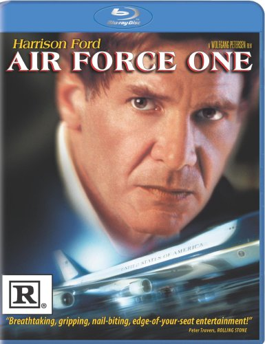 Cover art for  Air Force One [Blu-ray]
