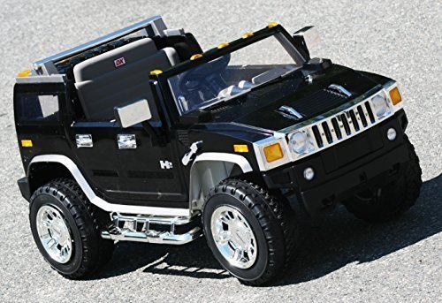 hummer battery12v operated ride on toy car for kids with remote control rideonecar