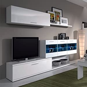 Muebles Blanco Brillo