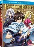 伝説の勇者の伝説: Part 2(13-24話)(Blu-ray/DVD Combo) 北米版 日本語音声可