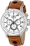 Invicta Men's 16009 S1 Rally Analog Display Japanese Quartz Brown Watch