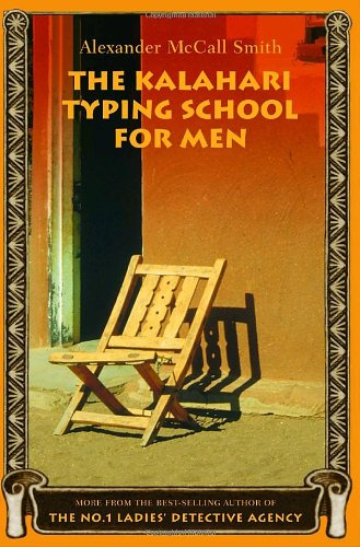 Image of The Kalahari Typing School for Men: More from the No. 1 Ladies' Detective Agency