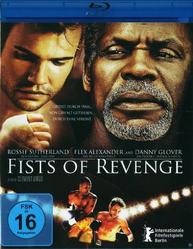 Fists of Revenge [Blu-ray]