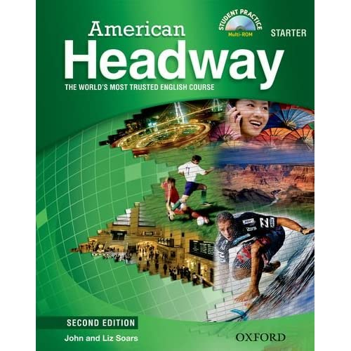 American Headway Starter Student Book, Second Edition