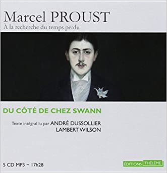 Du Cote de Chez Swann Part 1: Combray (5 Audio CD MP3) (French Edition)