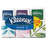 Kleenex Original Pocket Pack Tissues