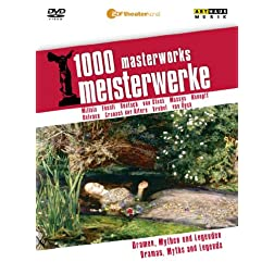 1000 Masterworks: Dramas Myths & Legends