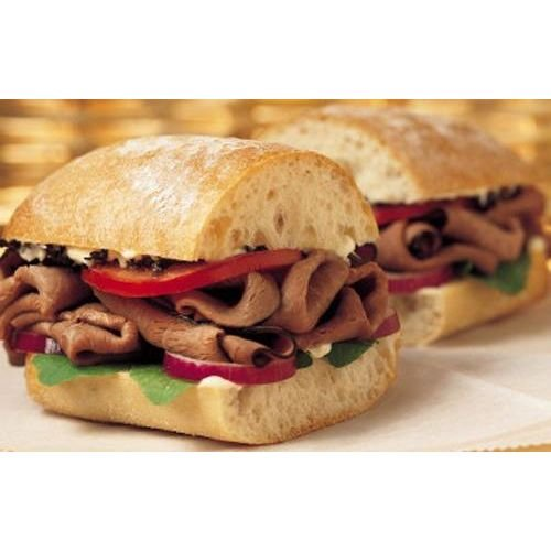 Tyson Deli Slices Basic Lean Roast Beef, 0.50 Ounce -- 6 per case. (Tyson Roast Beef compare prices)