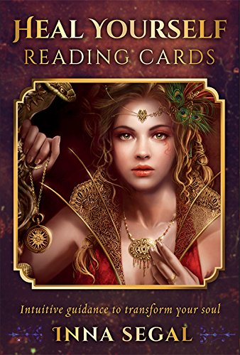 Heal Yourself Reading Cards: Intuitive Guidance to Transform Your Soul (Reading Card Series) [Segal, Inna] (Tapa Blanda)