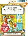 Jesse Bear, What Will You Wear? (Jesse Bear Books)