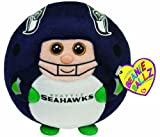 Ty Beanie Ballz Seattle Seahawks - NFL Ballz at Amazon.com