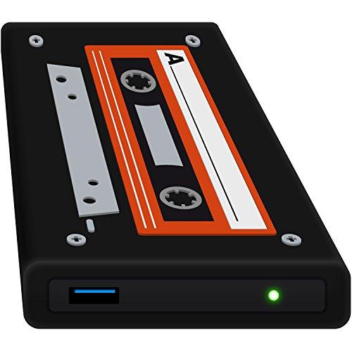 HipDisk externe Festplatte SSD 250GB (6,4 cm (2,5 Zoll), USB 3.0)