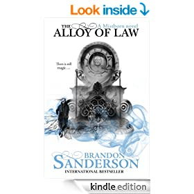 The Alloy of Law: Mistborn: Book Four