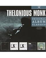 Original Album Classics : Misterioso / Monk In Tokyo I / Monk In Tokyo II / Monk / Monk'S Blues (Coffret 5 CD)