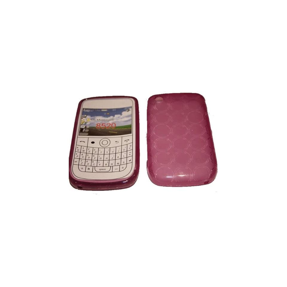 Mobile Palace  purple gel skin case cover pouch with for
