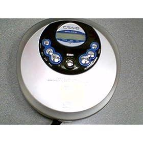 Electronics > Portable Audio & Video > Portable CD Players