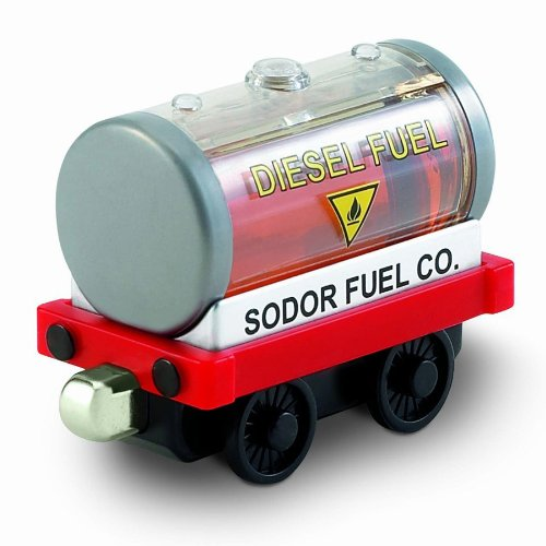 Fisher Price Thomas Take N Play Diesel Oil Tanker (Diesel Fuel Tanker compare prices)