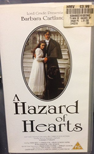 A Hazard of Hearts [VHS] [Import]