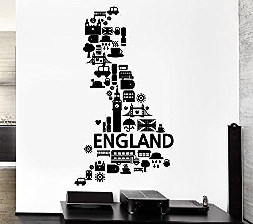 ggww-wall-decal-england-london-big-ben-rain-united-kingdom-bus-vinyl-stickers-ed085