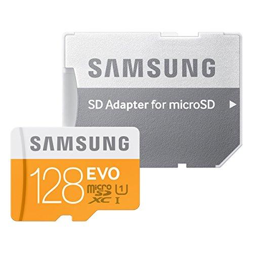 Samsung microSDXCカード 128GB EVO Class10 UHS-I対応 (最大転送速度48MB/s) MB-MP128DA/FFP