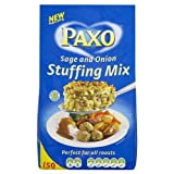 Paxo Sage and Onion Stuffing Mix 1.5kg Bag