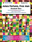 img - for Amos Fortune Free Man - Teacher Guide by Novel Units, Inc. book / textbook / text book