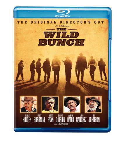 Cover art for  The Wild Bunch [Blu-ray]