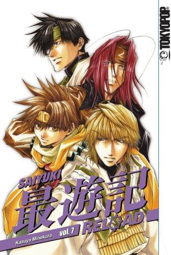Saiyuki Reload Volume 7: v. 7