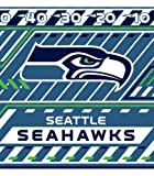 Turner NFL Seattle Seahawks Stretch Book Covers (8190192) at Amazon.com