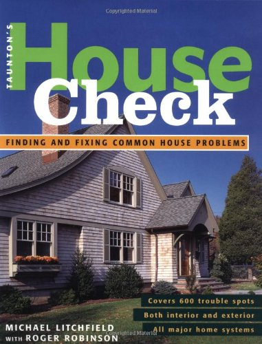 Taunton's House Check - Taunton Press - RC-T070707 - ISBN: 1561585890 - ISBN-13: 9781561585892