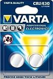 Varta Piles Électroniques CR 2430 x 2