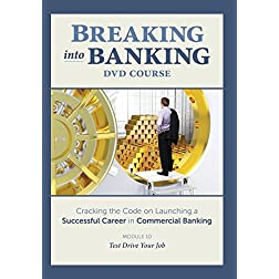 Breaking into Banking DVD - Disc 6