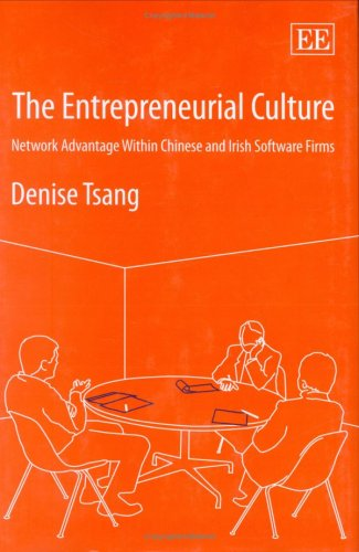 Entrepreneurial Culture: Network Advantage within Chinese and Irish Software Firms