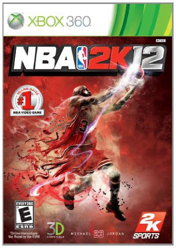 NBA 2K12 on xbox