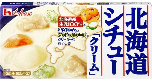 ハウス 北海道シチュークリーム 190g×10個