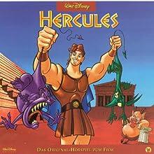 Hercules Hörspiel von Frank Lenart Gesprochen von: Jasmin Tabatabai, Mirco Nontschew, Stefan Jürgen