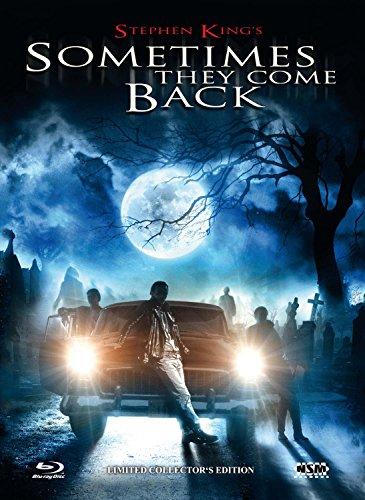 Manchmal kommen sie wieder [Blu-Ray+DVD] auf 333 limitiertes Mediabook Cover A