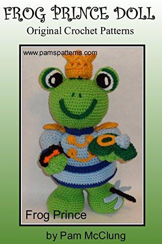Frog Prince Doll