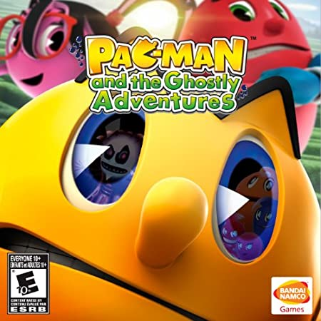 Pac-Man and the Ghostly Adventures [Online Game Code]