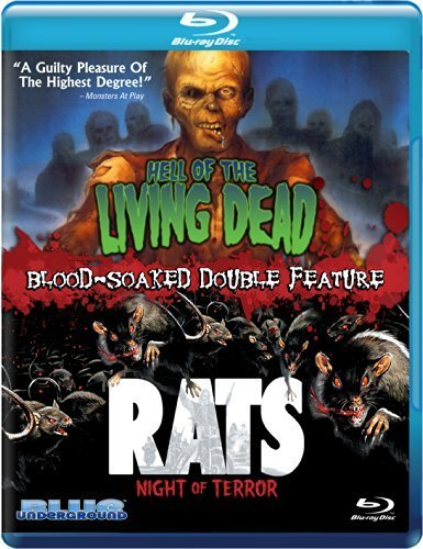 Hell of the Living Dead/Rats Night of Terror [Blu-ray] by Blue Underground