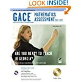 Georgia GACE High School Math Assessment (022, 023) w/ CD-ROM (Georgia GACE Test Preparation)
