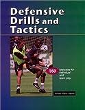 img - for Defensive Drills & Tactics: 350 Exercises for Individual & Team Play by Santiago Va'Zquez Folgueira (2000-11-01) book / textbook / text book