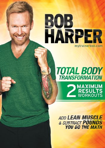 Total Body Transformation [DVD] und [Import]
