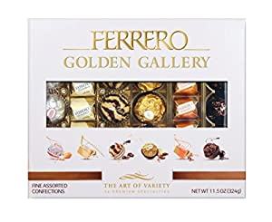 Ferrero Golden Gallery, 34 Count