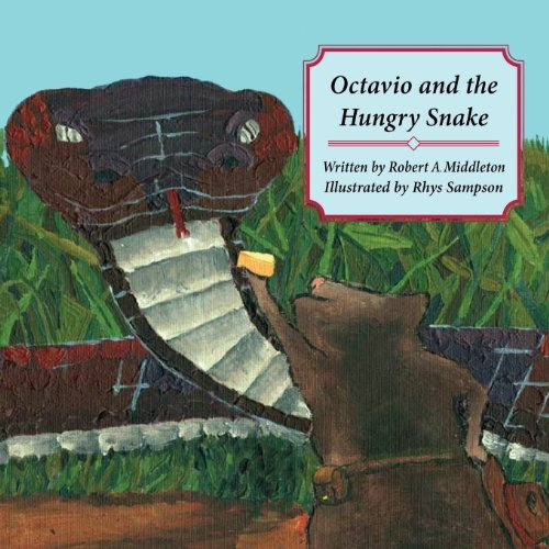 Octavio and the Hungry Snake