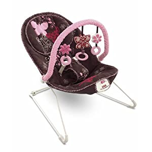 Comfy Time Baby Bouncer