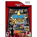 SNK Arcade Classics Vol 1 - Wiiby SNK