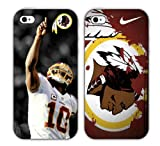 NFL Washington Redskins Robert Griffin III iPhone 4/4S Case Combo Two Pack