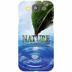 Samsung Galaxy S3 Neo Back Cover - Nature Sea Designer Cases