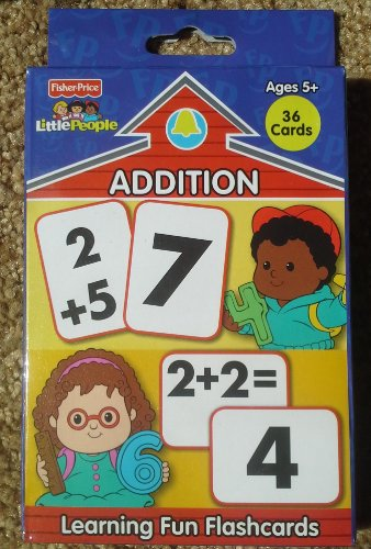 Fisher-Price Addition Flash Cards